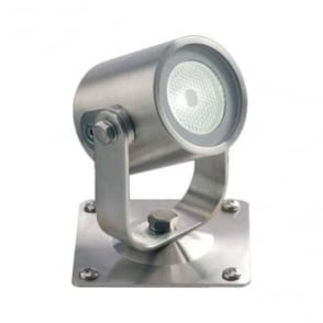 UL010 Universal LED light - Stainless steel - Low voltage