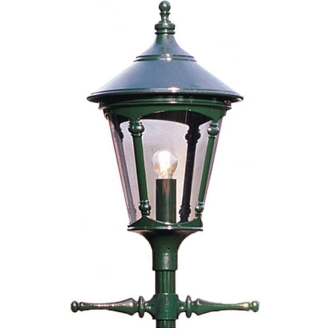 Konstsmide Garden Lighting Virgo single head - green 570-600