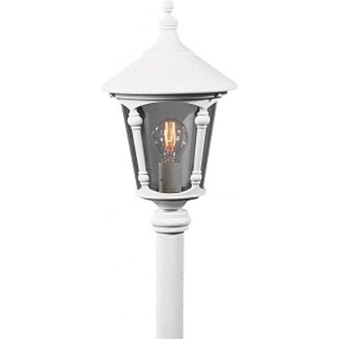 Konstsmide Garden Lighting Virgo single path light - white 578-250