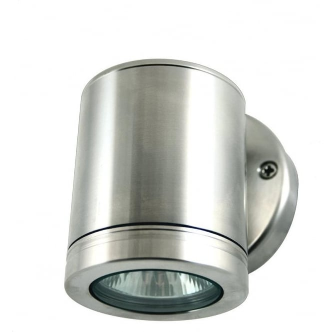 Hunza Outdoor Lighting Wall Down Light - stainless steel - Low Voltage