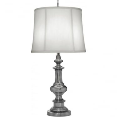 Washington Table Lamp Antique Nickel