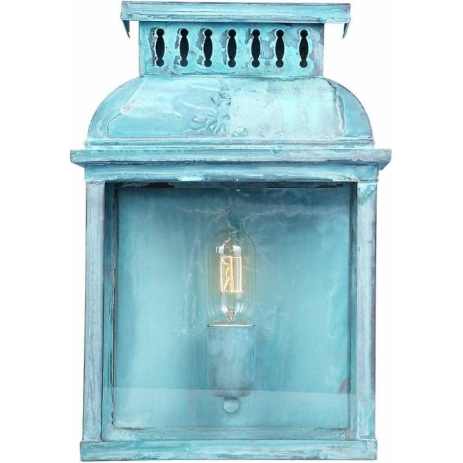 Elstead Lighting Westminster Wall Lantern - Verdi