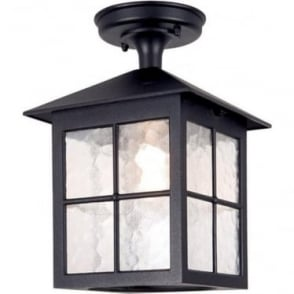 Winchester Rigid Tube Lantern - Black