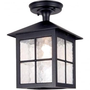 Winchester Rigid Tube Lantern - Black