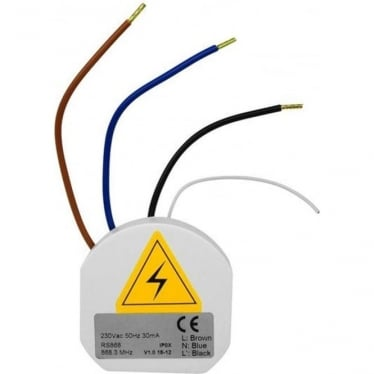 PIR Sensors Wired