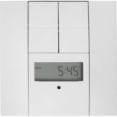 Wise Style Time Clock – White