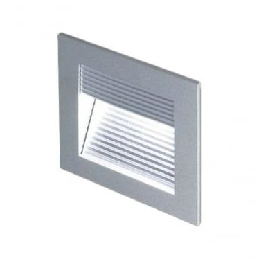 WL050 LED wall/step light - Aluminium - Low voltage