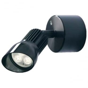WL140A F MAINS LED wall light - Aluminium