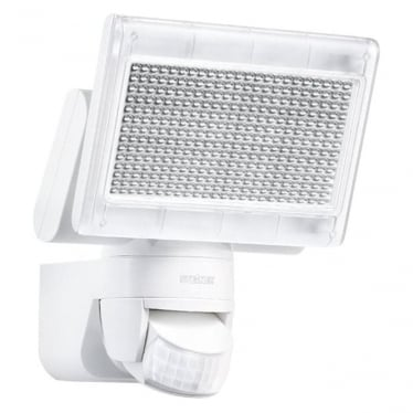 XLED Home 1 LED Floodlight with PIR - white